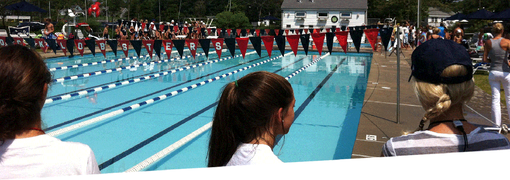 An active swimming & diving program
